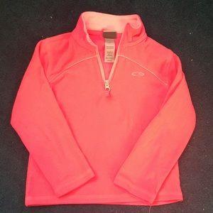 Champion Fleece 1/4 zip pullover
